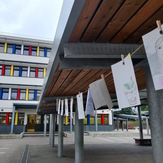Collège Jean-Philippe-Rameau, Champagne-au-Mont-d'Or, France